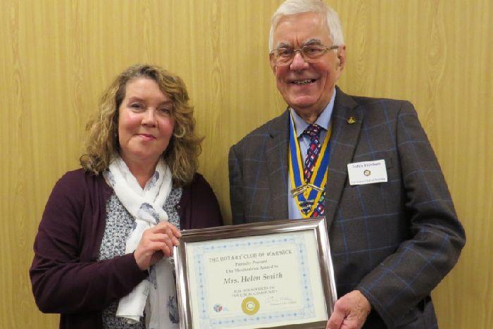 Helen award
